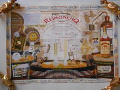 Affiche Rhum REIMONENQ - Les Arcanes De La Fabrication  De Nos Rhums - 30x 40 Cm - Musée Du Rhum - GUADELOUPE - - Posters