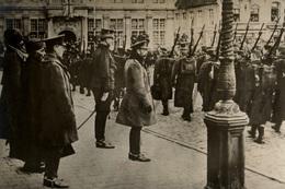 Postcard / ROYALTY / Belgium / Belgique / Roi Albert I / Koning Albert I / King George V - Guerre 1914-18