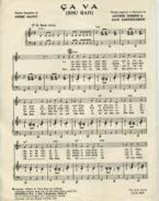 61-80 PARTITION ROCK ÇA VA SHU RAH JACKIE SEVEN DOMINO BARTHOLOMEW 1960 GUITARE PIANO BILINGUE - Jazz