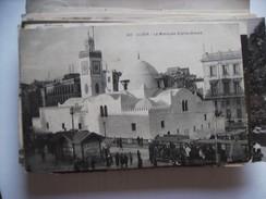 Algerije Alger Mosque - Alger