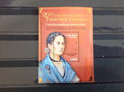 Costa Rica - Postfris / MNH - Sheet Francisca Carrasco 2016 NEW! - Costa Rica