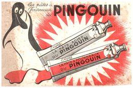 Pm P P/Buvard Polich Pingouin  (N= 1) - Wash & Clean