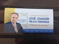 Costa Rica - Postfris / MNH - Sheet José Joaquin Trejos Fernandez 2016 NEW! - Costa Rica