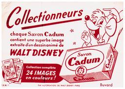 Buvard (4)  Savon Cadum - Blotters