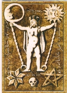 Le Baphomet - BNF - - Christianity