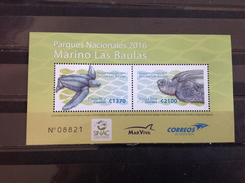 Costa Rica - Postfris / MNH - Sheet Nationale Parken 2016 NEW! - Costa Rica