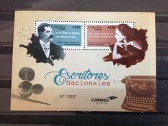Costa Rica - Postfris / MNH - Sheet Nationale Schrijvers 2016 NEW! - Costa Rica