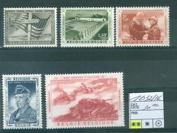 1032--1036   Xx - Unused Stamps