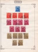 Hongrie - Collection Vendue Page Par Page - Timbres Oblitérés / Neufs *(avec Charnière) -Qualité B/TB - Hongrie
