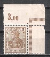 Reich N° 67 Neuf Coin De Feuille ** - Allemagne