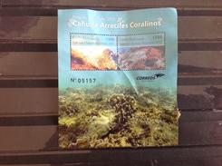 Costa Rica - Sheet Nationale Parken 2015 - Costa Rica