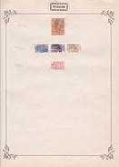 Italie - Collection Vendue Page Par Page - Timbres Oblitérés / Neufs *(avec Charnière) -Qualité B/TB - Postal Parcels