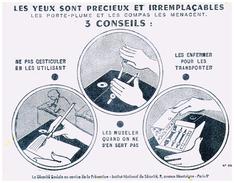Buvard (4)  Sécurité Sociale Prévention - Blotters