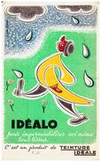 Tei Id/Buvard Teinture Idéalo Idéale  (N= 4) - Blotters