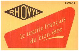 Buvard (4)  Textil Rhovyl - Blotters
