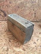 Wooden Pencil Case For Sprengkapsel N.8 - 1914-18