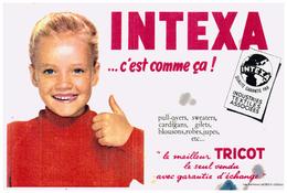 Tr In/ Buvard Tricot Intexa (N= 3) - T