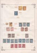 Norvège - Collection Vendue Page Par Page - Timbres Oblitérés / Neufs *(avec Charnière) -Qualité B/TB - Norvège