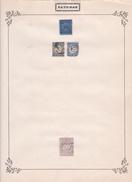 Pays Bas - Collection Vendue Page Par Page - Timbres Oblitérés / Neufs *(avec Charnière) -Qualité B/TB - Revenue Stamps