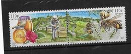 Nouvelle-Calédonie N°1199-1200** - Neufs