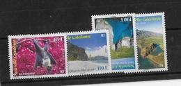 Nouvelle-Calédonie N°1202 à 1205** - Nuevos