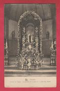Housse - Intérieur De L'Eglise - Inauguration De La Petite Ste Thérèse - 1929 ( Voir Verso ) - Blégny