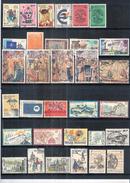 Année 1979 Complète Sauf Blocs - COB 1921/60 - Obl/gest/used (à Voir) - Usati