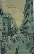 Blankenberghe.   -   Rue De L'Eglise   -   1903  Naar   Anvers - Blankenberge