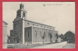 Frasnes Lez Gosselies - L'Eglise - 1908 ( Voir Verso ) - Les Bons Villers