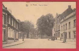 Le Roeulx - Place Du Château ( Voir Verso ) - Le Roeulx
