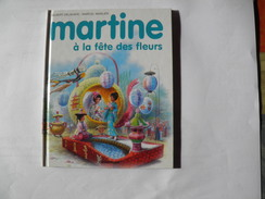 Martine à La Fête Des Fleurs. - Martine