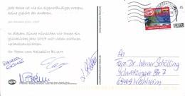 BRD Mannheim 2016 0,45 € Briefmarke Indivuduell Reisebüro Blum Meer Palme Strand TGST BZ 68 2017 - Ferien & Tourismus