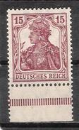 Reich Variété Du N° 101 Neuf ** - Allemagne