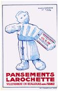Co P L/Buvard Coton  Pansements Larochette  (N= 1) - Buvards, Protège-cahiers Illustrés