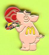 Pin Mac Do McDonald's Cochon Peintre - 5R09 - McDonald's