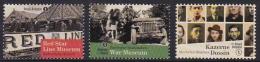 2013 - 4377/4379 - XX - Museum (weer) Open / (Ré)ouverture Des Musées - Unused Stamps