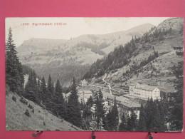 Suisse - Lucerne - Rigi Klösterli - 1911 - Joli Timbre - Scans Recto-verso - LU Lucerne