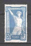 France 1924 Mi 172 MH - France