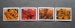 B1438 - Venda - 1981 - Sc. 52-55 - MNH - Venda