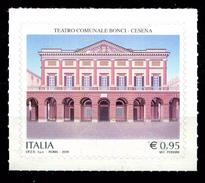 """Italia Repubblica 2016 Teatro Comunale """"Bonci"""" Di Cesena € 0,95 MNH** Integro - 2011-...:  Nuovi"""