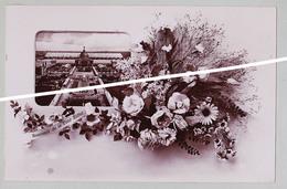 PARIS FONTAINE MONUMENTALE TIRAGE UNIQUE DE 1890 ARGENTIQUE  FORMA 19,5 X 12 CM ND - Photos