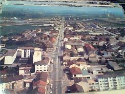 FRANCE 57 MONDELANGE VUE GENERALE AERIENNE CENTRALE SIDERURGIQUE AU FOND N1975 FX10348 - Autres Communes