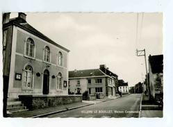 C 19034  -  Villers  Le Bouillet  -  Maison Communale  -  Photo Véritable - Villers-le-Bouillet