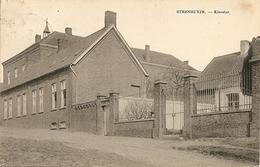 STEENHUYZE (Steenhuize / Herzele) - Het Klooster - Edit. E. Desaix - Met Mooie Afstempeling Steenhuyse 1925 - Herzele
