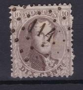 N° 14 A LP  114 ERQUELINNES COBA +15.00 - 1863-1864 Medallones (13/16)