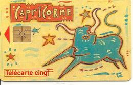 CARTE°-FR-PRIVEE-Gn 49-GEMA-06/94-HOROSCOPE-CAPRICORNE-UTILISE- TBE-LUXE - France