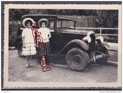 Au Plus Rapide Les Belles Et La Voiture Ancienne Beau Format - Automobili