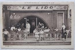 Marseille (13 Bouches-du-Rhône), Bar Brasserie Le Lido - Non Classificati