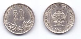 Timor 50 Avos 1948 - Timor