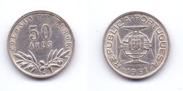 Timor 50 Avos 1951 - Timor